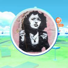 Oh look its a Pokestop